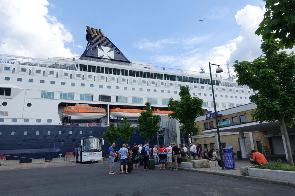Kom helt ned i gear med et luksuscruise på Oslobåden